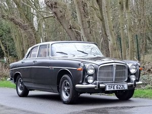 1973 Rover P5B 3.5 Litre Coupe