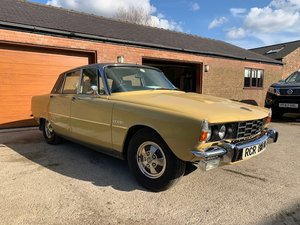 1974 Rover P6 immaculate condition