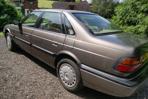 1995  Rover 820i  Only 28k miles recorded