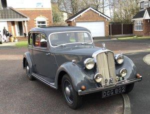 1939 P2 Rover 10 Coupé