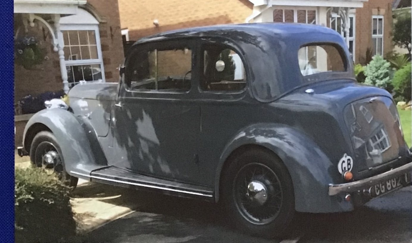 1939 P2 Rover 10 Coupé SOLD (picture 4 of 6)