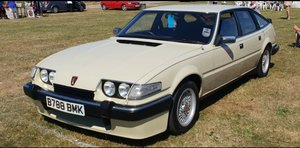 1985 Desirable and Rare Rover SD1 2300S