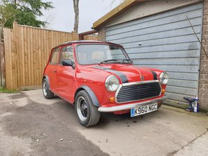 1993 Classic Rover Mini Manual