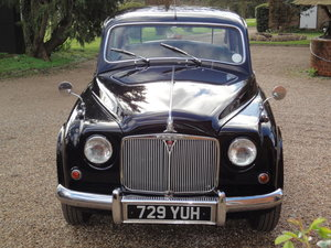 1956 Rover 75 P4 in good condition