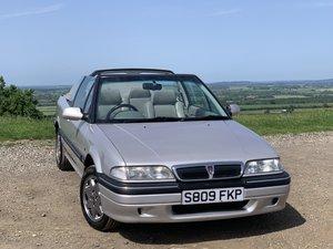 1998 Rover 200 Cabriolet