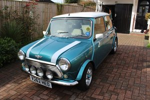 Rover Mini Cooper 1999 - To be auctioned