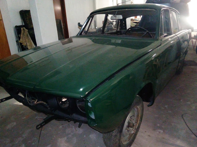1966 ROVER P6 For Sale (picture 1 of 6)