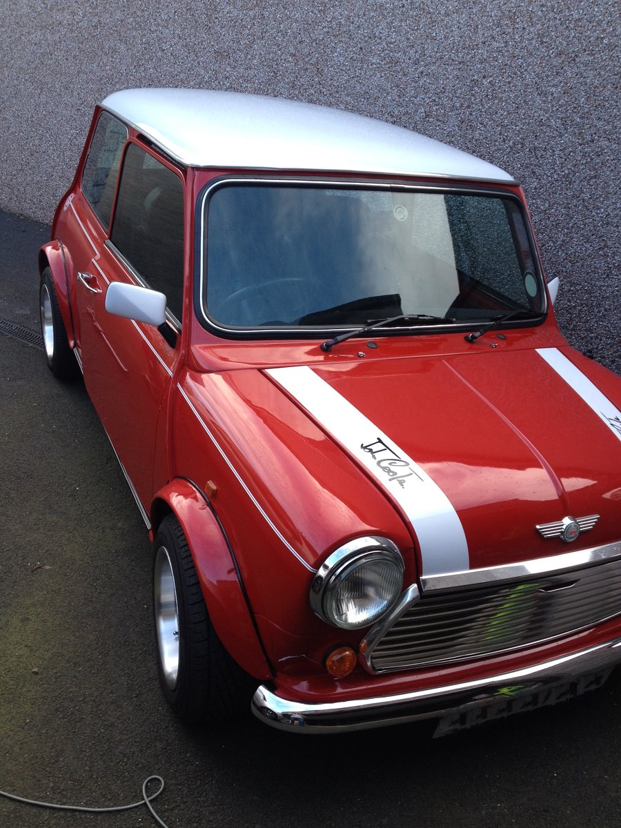 1994 Rover Mini Cooper 1.3i SPI For Sale (picture 1 of 6)