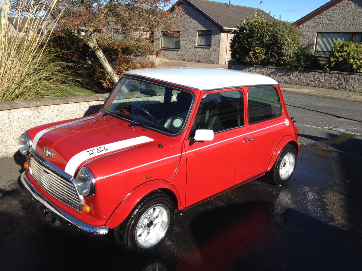 1994 Rover Mini Cooper 1.3i SPI For Sale (picture 3 of 6)