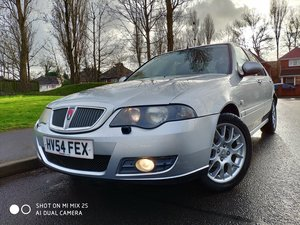 /54 rover 45 1.8 club low mileage long mot