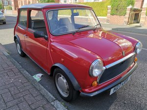 1990 Unbeliveable 1 owner 11k miles original uk mini