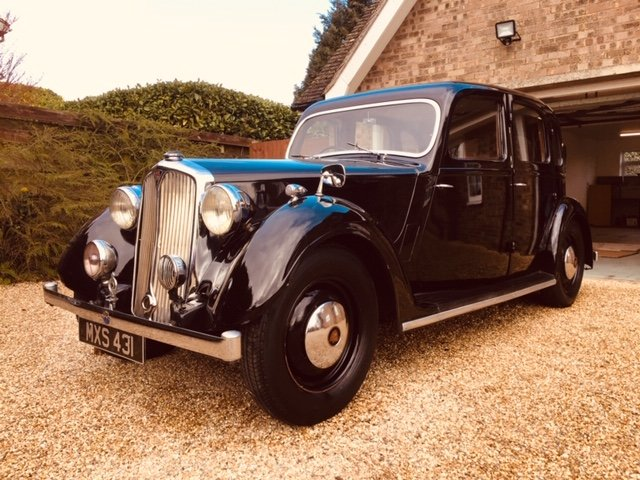 1939 Rover 12 Absolutely unmolested For Sale (picture 1 of 6)