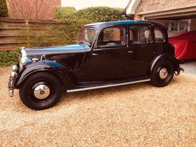 1939 Rover 12 Absolutely unmolested For Sale (picture 2 of 6)