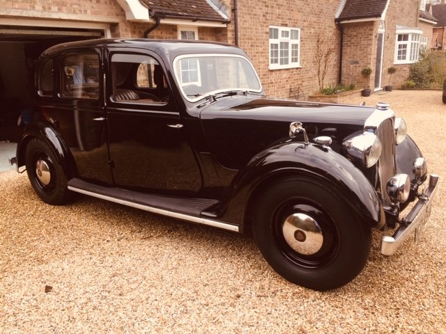 1939 Rover 12 Absolutely unmolested For Sale (picture 3 of 6)