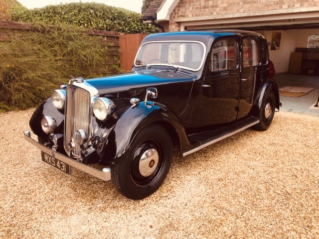 1939 Rover 12 Absolutely unmolested For Sale (picture 4 of 6)