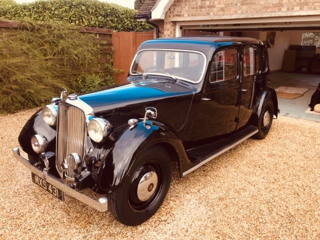 1939 Rover 12 Absolutely unmolested For Sale (picture 5 of 6)