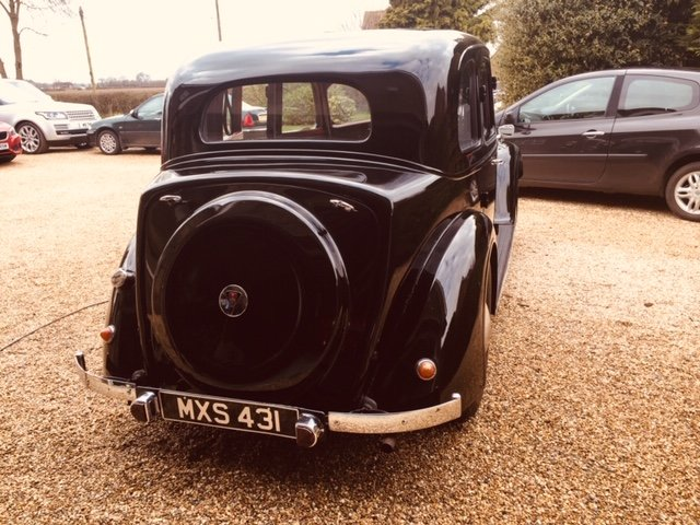 1939 Rover 12 Absolutely unmolested For Sale (picture 6 of 6)