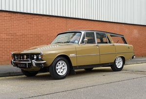 1974 Rover 3500S Estoura Estate (RHD)