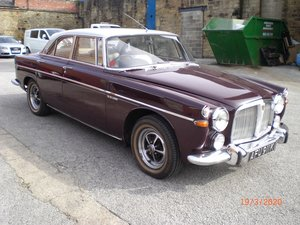 1972 Rover P5 3.5 V8 Coupe SOLD