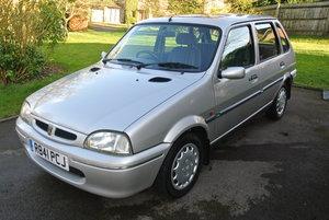1997 Outstanding Rover 100 1.400 cc Metro 5 Door