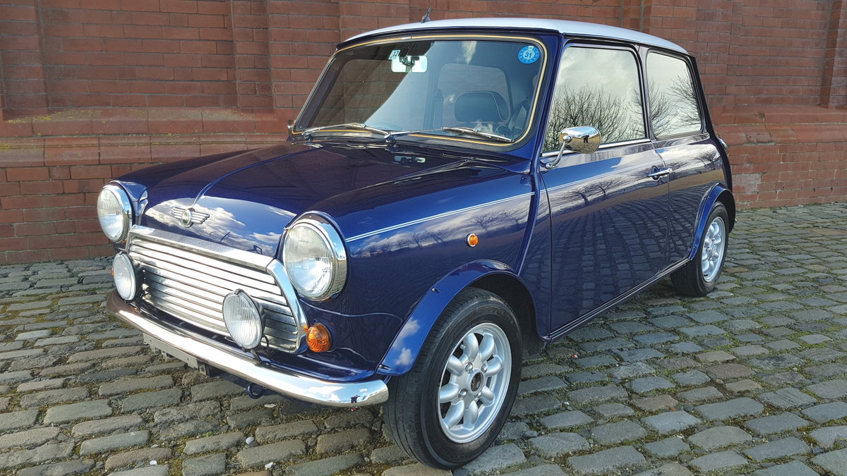 1999 ROVER MINI COOPER 1300 GENUINE INVESTABLE MODERN CLASSIC *  SOLD (picture 1 of 6)