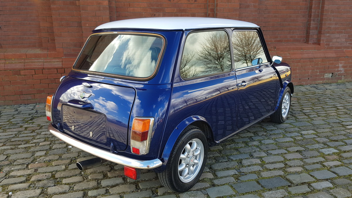 1999 ROVER MINI COOPER 1300 GENUINE INVESTABLE MODERN CLASSIC *  SOLD (picture 2 of 6)