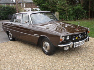 1975 Rover P6 2200 TC (Debit Cards Accepted & Delivery)