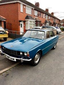 1974 Rover p6 2200 sc bargain