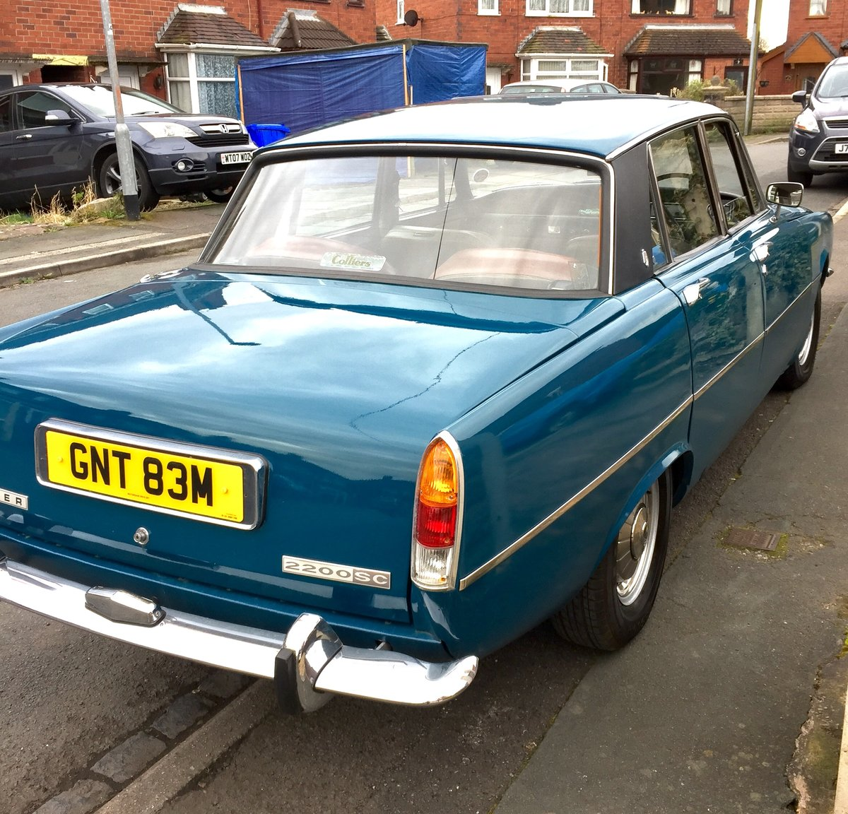 1974 Rover P6 2200 Sc Bargain For Sale