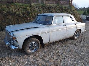 1969 Rover P5B 3.5 V8