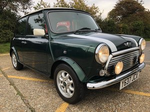 2001 Rover Mini Cooper 1275. Final Edition. BRG. Only 14k .