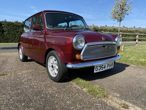 1989 Austin Rover Mini Thirty 30th Anniversary 249/2000