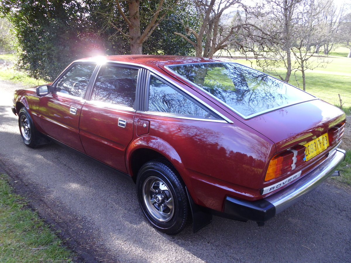 DELIVERY AVALIABLE WITHIN 3DAYS 1980 ROVER 2600SD1 For Sale (picture 2 of 6)