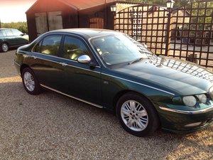 2002 Rover 75 connoisseur diesel Auto 61000 miles