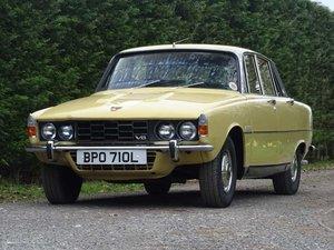 1973 Rover P6 3500