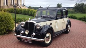 Picture of 1948 Rover P3 60
