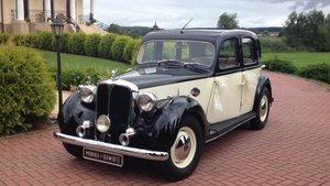 1948 Rover P3 60