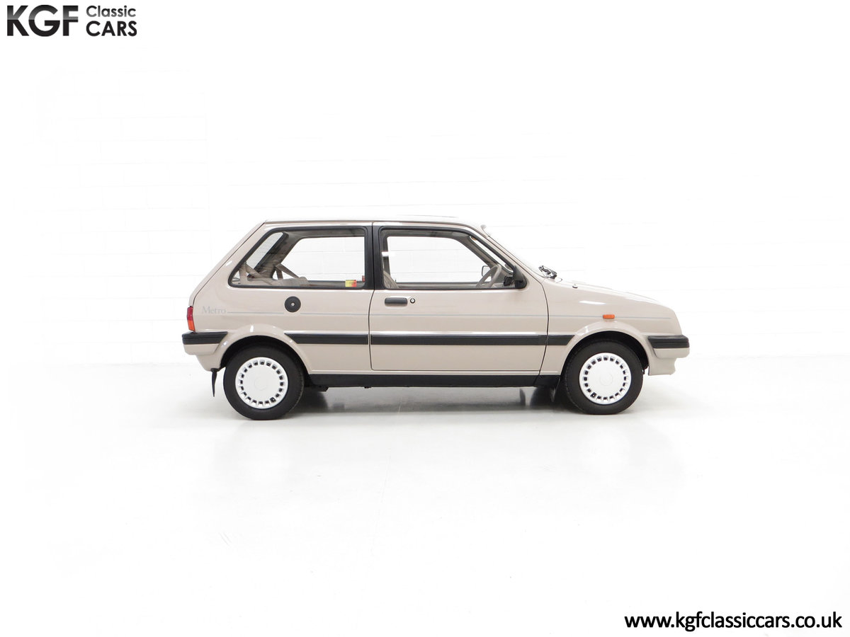 1989 A Rover Metro 1.3 L Clubman with Just 21,320 Miles. SOLD (picture 14 of 24)