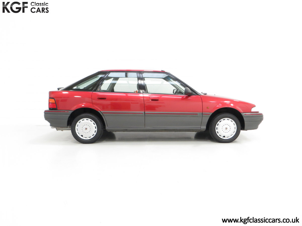 1993 An Outstanding Rover 214SEi with Only 13,187 Miles SOLD (picture 14 of 24)