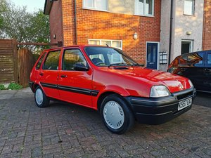 1992 Very rare rover metro gs low miles low owners