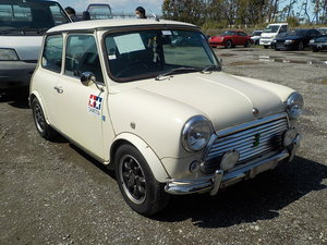 ROVER MINI PAUL SMITH MANUAL 1 OF 1800 INVESTABLE CLASSIC *