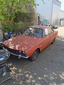 1972 Rover P6 V8 3500