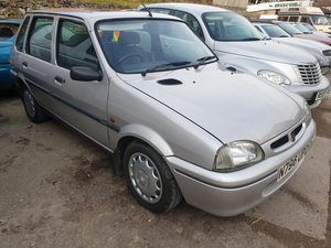 1996 Rover 114 SLi For Sale by Auction