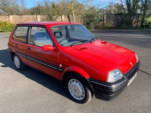 1990 Rover Metro 1.1 S For Sale by Auction