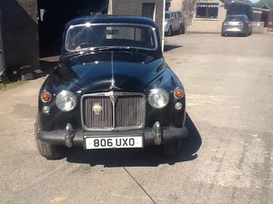 Picture of 1960 Rover P4 100