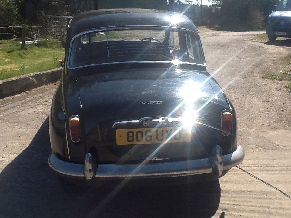 1960 Rover P4 100 For Sale (picture 3 of 6)
