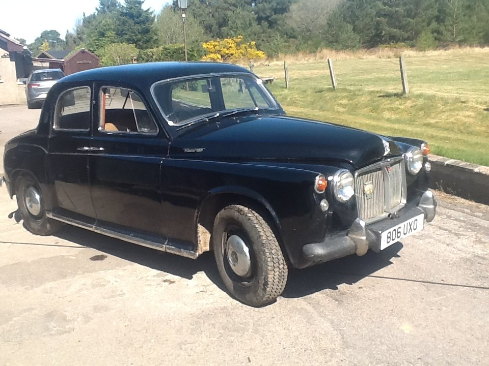 1960 Rover P4 100 For Sale (picture 5 of 6)