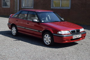 1995 Rover 214 SEi, Just 20,122 Miles, Superb Provenace..Lovely SOLD