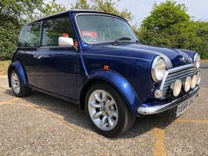 2000 Rover Mini Cooper Sport. 1275. Only 36k Awesome