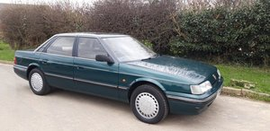 1989 Rover 827 SI Auto For Sale by Auction